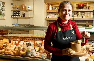 fromagerie pascal beillevaire mme nault quimper