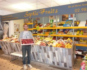 Sophie Fruits Audierne