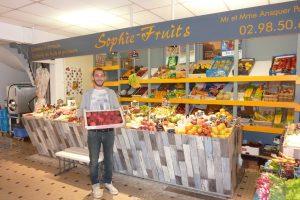 Sophie Fruits Audierne