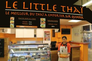Le Little Thaï Quimper